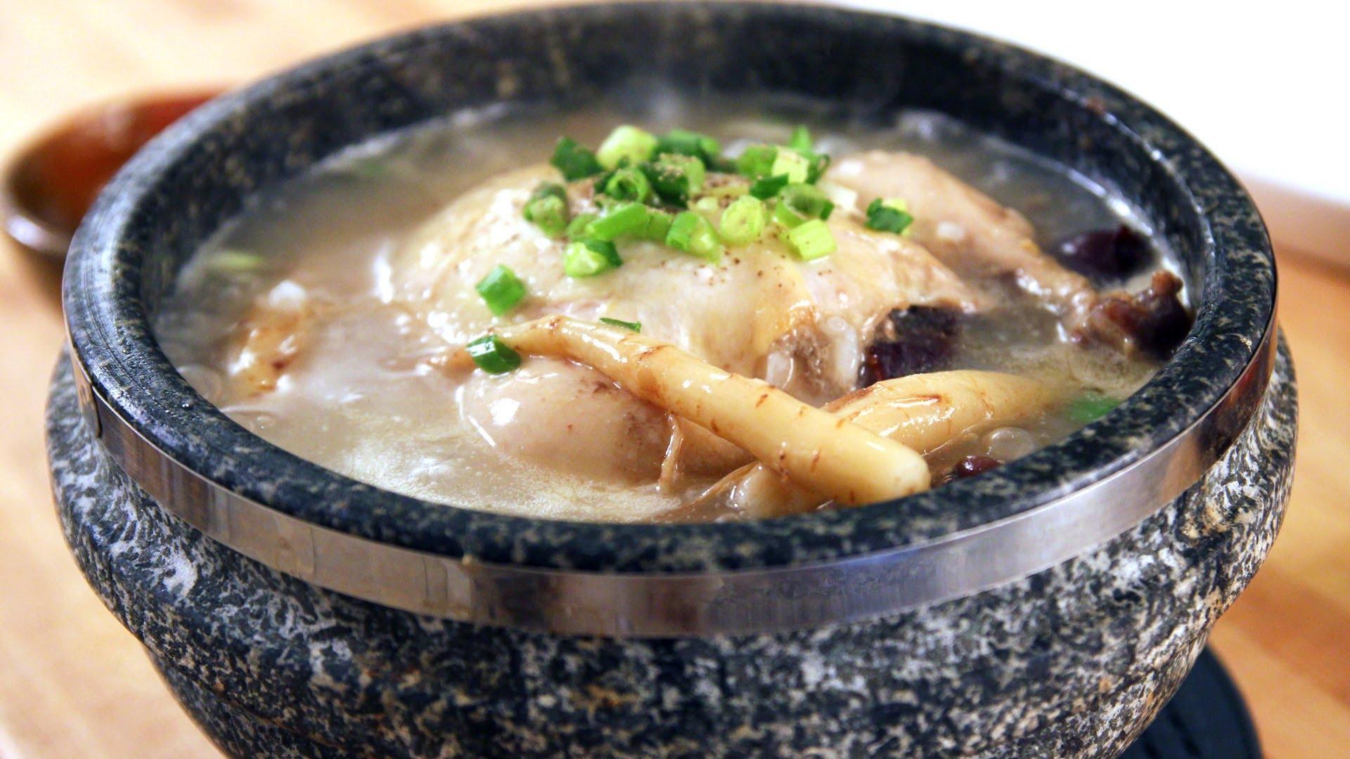 10 Món ngon phải ăn khi đi du lịch Hàn Quốc 8