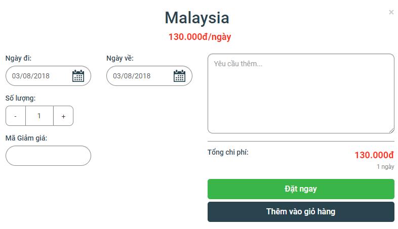 báo giá wifi malaysia
