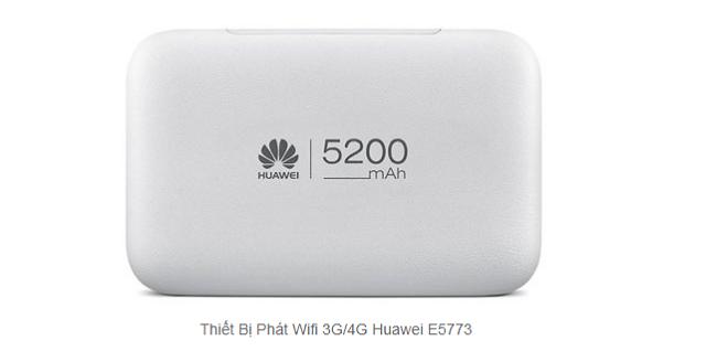 Bộ phát wifi Huawei