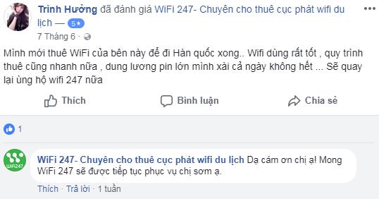 Đánh giá dịch vụ cho thuê wifi đi Singaporecủa wifi247 5