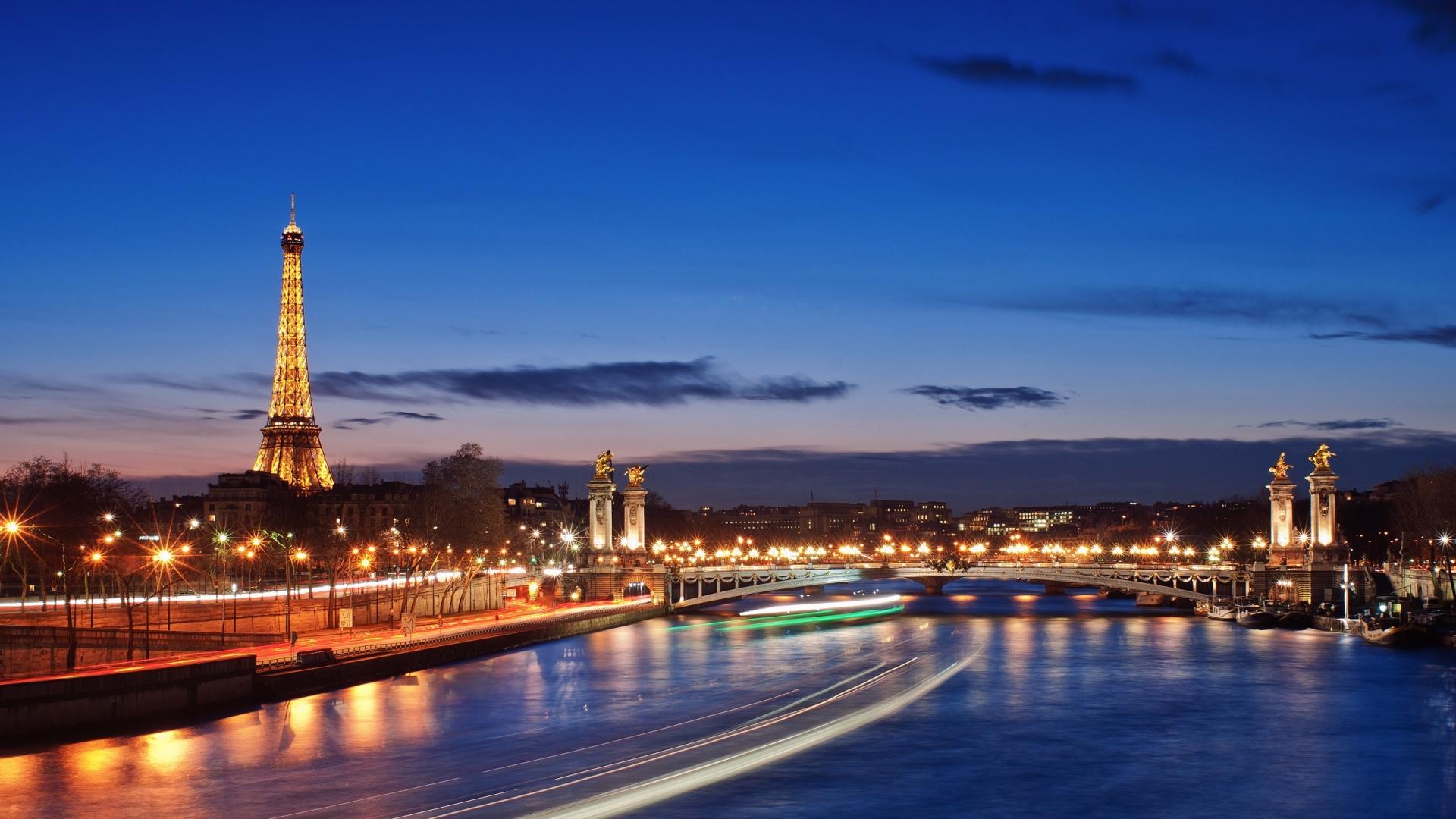 Thủ đô Paris - Pháp