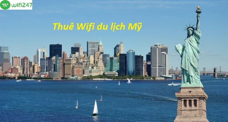 Giới thiệu về thuê wifi đi Mỹ của Wifi247