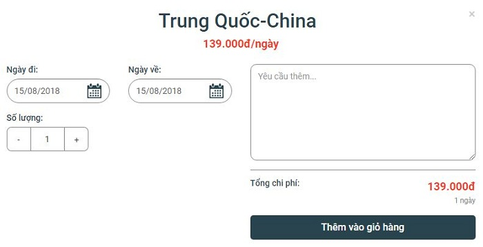 Báo giá thuê wifi đi Trung Quốc